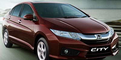 Honda City Cab/Taxi Services in Haldwani