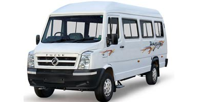 Tempo Traveler Services in Haldwani